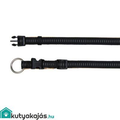 Trixie Nyakörv Softline Elegance S–m Fekete/Bézs 30–45cm/15mm