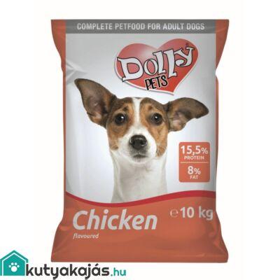 Dolly Száraz Kutyaeledel Csirkés 10kg kutyatáp