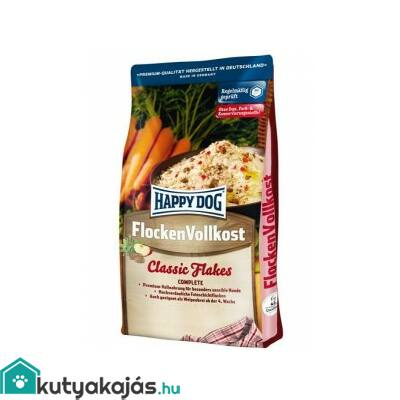 Happy Dog Flocken Vollkost 1 kg kutyatáp