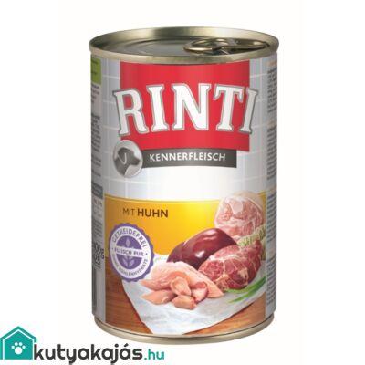 Rinti Dog Kennerfleisch Konzerv Csirke400g