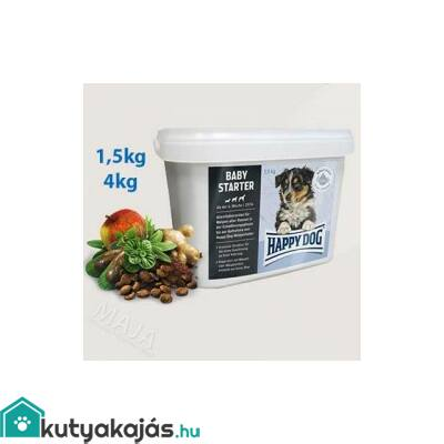 Happy Dog HD Baby Starter 1,5 kg kutyatáp