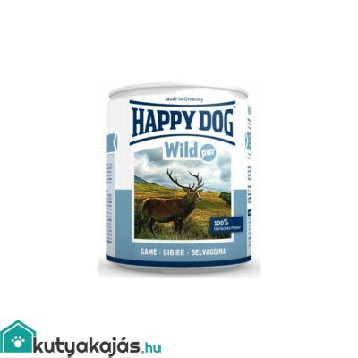 Happy Dog Wild Pur (Vadhúsos) 200 gr