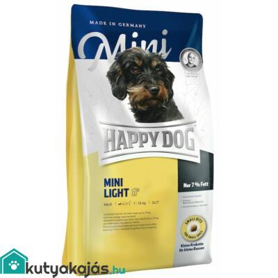 Happy Dog Mini Light Low fat 0,3 kg kutyatáp