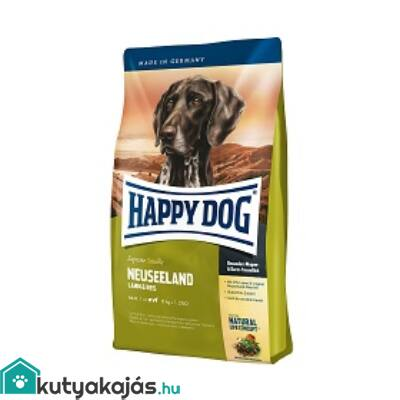 Happy Dog Supreme Neuseeland 12,5 kg kutyatáp