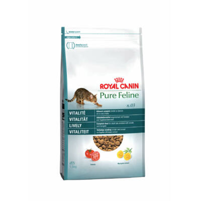 Royal Canin PURE FELINE n. 03 VITALITY 0,3 kg