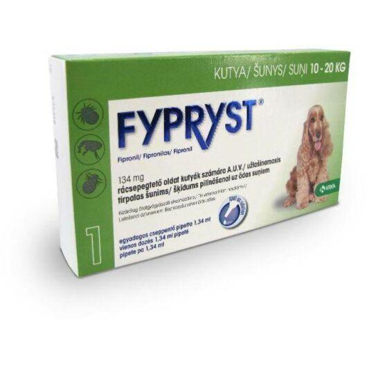 FYPRYST Spot On M 10-20kg-os Kutyáknak 1.34ml 1x