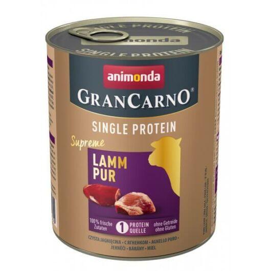 Animonda GranCarno Adult (single protein) bárány konzerv 400g