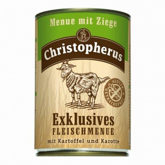 Christopherus menu kecske