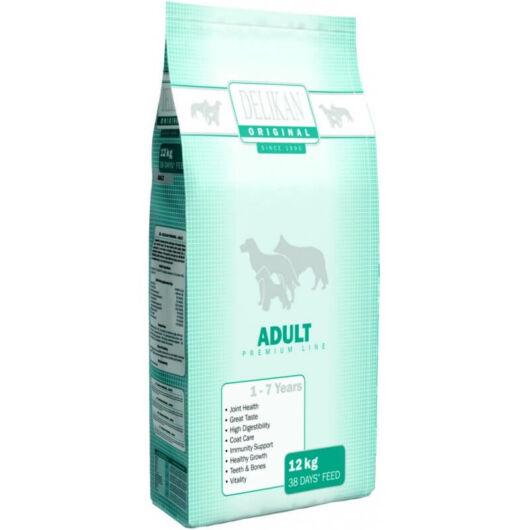 Delikan Original Adult 27/15 kutyatáp 12 kg