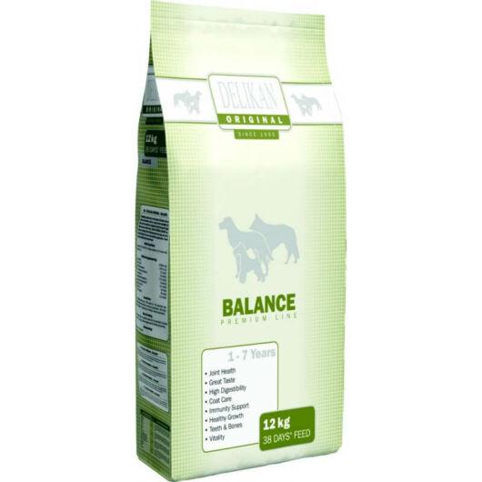 Delikan Original Balance 23/11 kutyatáp 12 kg
