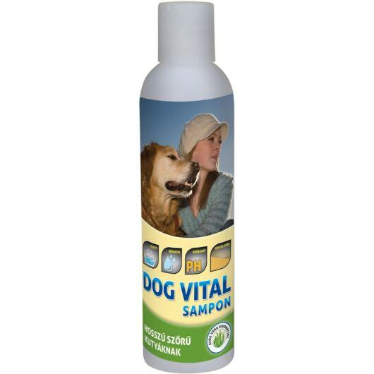Dog Vital Sampon Hosszú Szőrű Kutyának 200ml