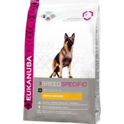 Eukanuba Breed German Shepherd 12kg kutyatáp