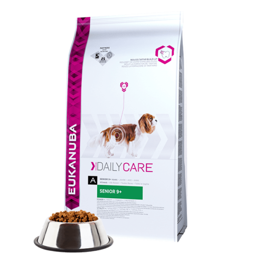 Eukanuba Daily Care Senior 9+ 2,5kg kutyatáp