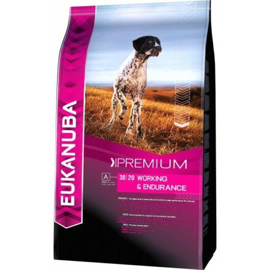 Eukanuba Working & Endurance All Breeds 3kg kutyatáp