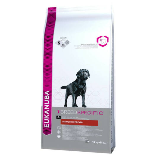 Eukanuba Breed Labrador Retriever 2,5kg kutyatáp