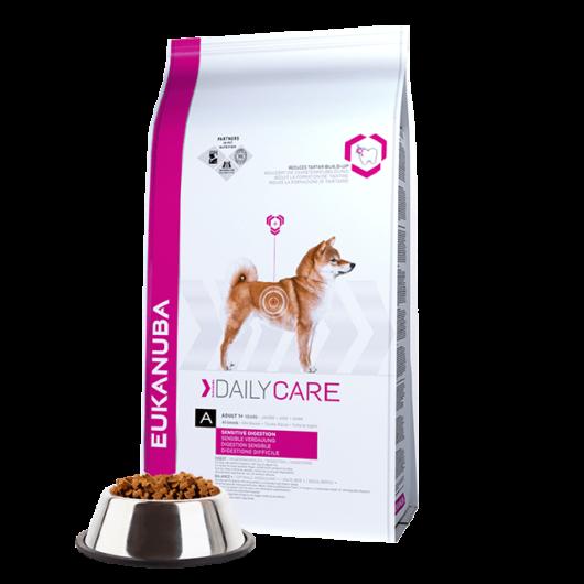 Eukanuba Daily Care Sensitive Digestion 12,5kg kutyatáp