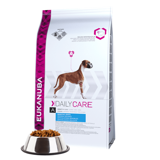 Eukanuba Daily Care Sensitive Joints 12,5kg kutyatáp