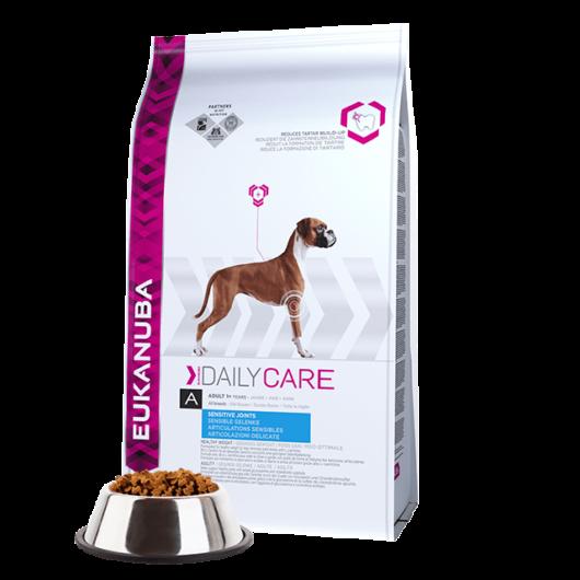 Eukanuba Daily Care Sensitive Joints 12,5kg kutyatáp