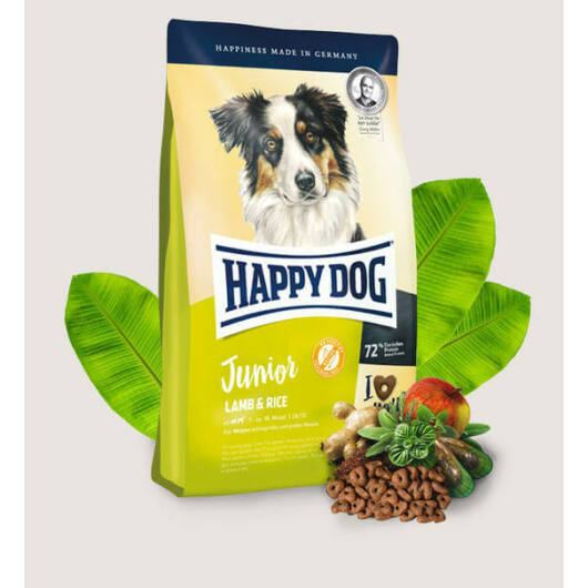 Happy Dog Junior Lamb Rice 1 kg