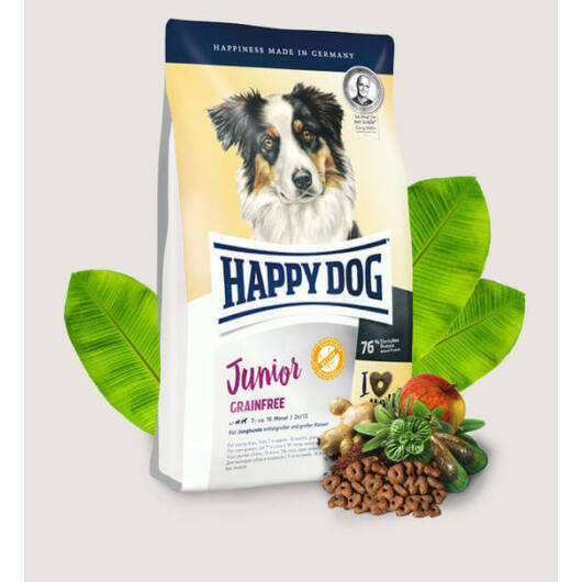 Happy Dog Junior Grain Free 1 kg