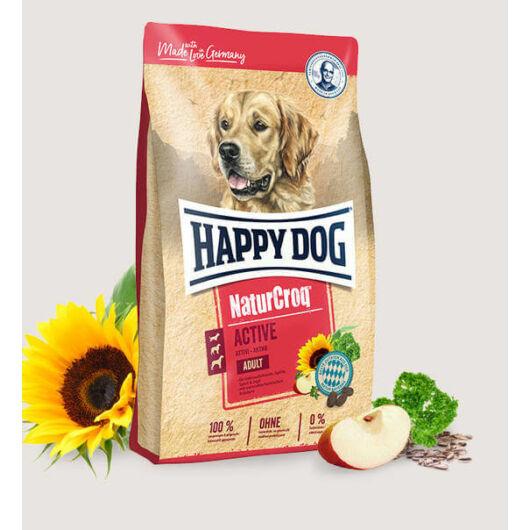 Happy Dog NaturCroq Active 15 kg kutyatáp