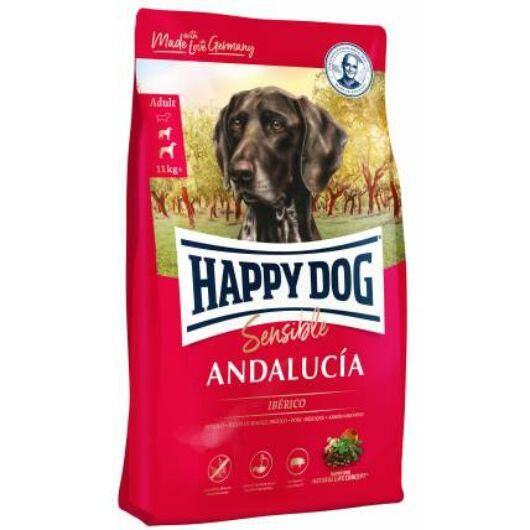 happy dog andalucia