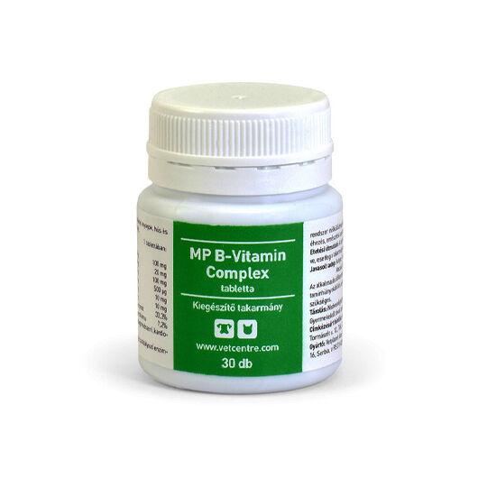 MP B-Vitamin Complex 30 db tabletta