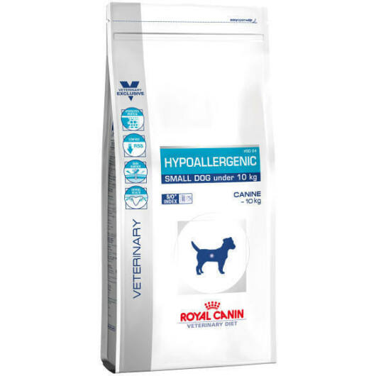 Royal Canin Hypoallergenic Small Dog 24