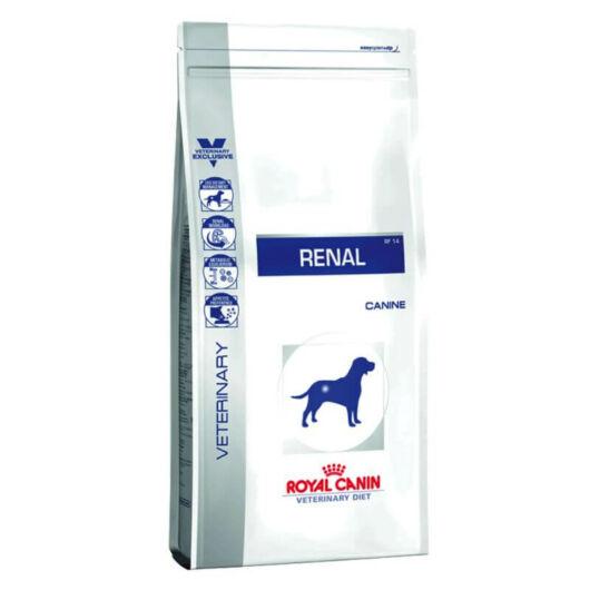 royal canin renal kutyatáp