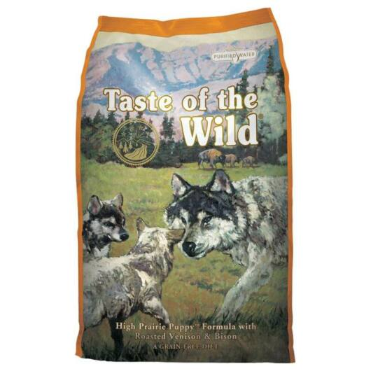 Taste of the Wild - High Prairie Puppy 13kg