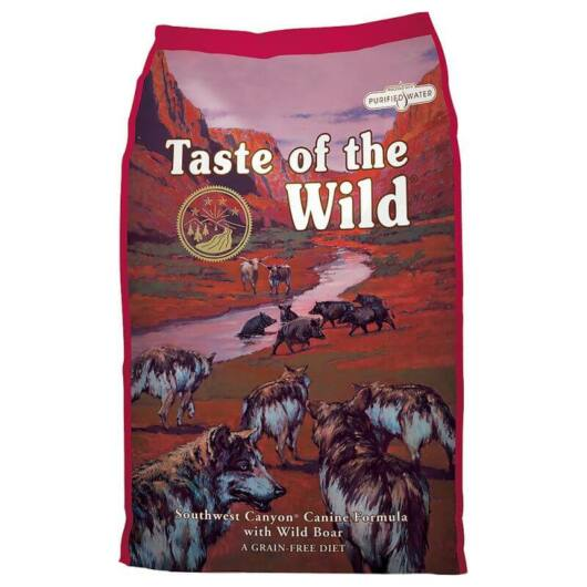 Taste of the wild- Southwest Canyon