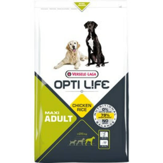 Versele Opti Life Adult Maxi kutyatáp 12,5 kg