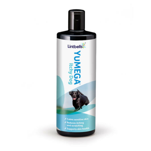 Lintbells YuMEGA Itchy Dog 500 ml