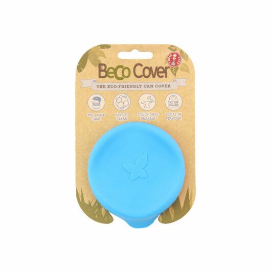 Beco Pets- Méreganyagmentes Konzerv Fedő Kék