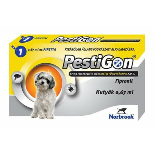 Pestigon spot on S 2-10 kg 1x