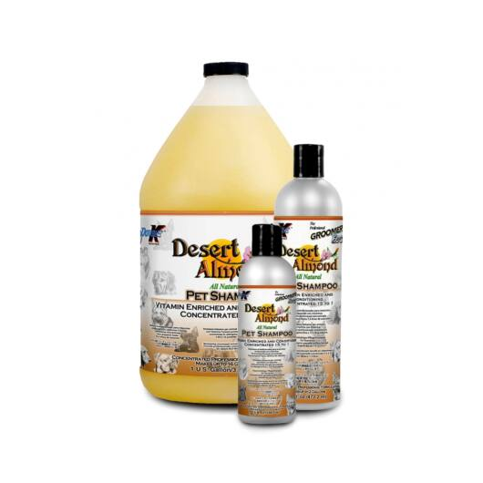 Double K Desert Almond Sampon 236ml