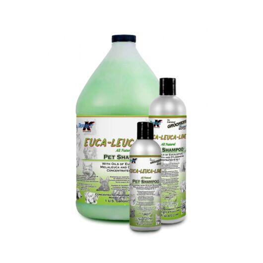 Double K Euca-Leuca-Lime Sampon 236 ml