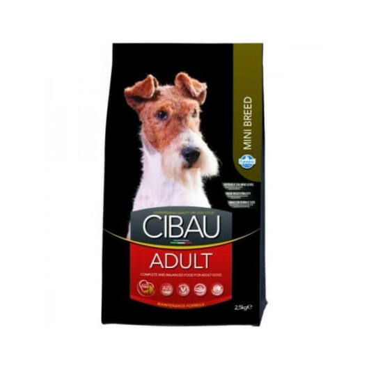 Cibau Adult Mini 800g kutyatáp
