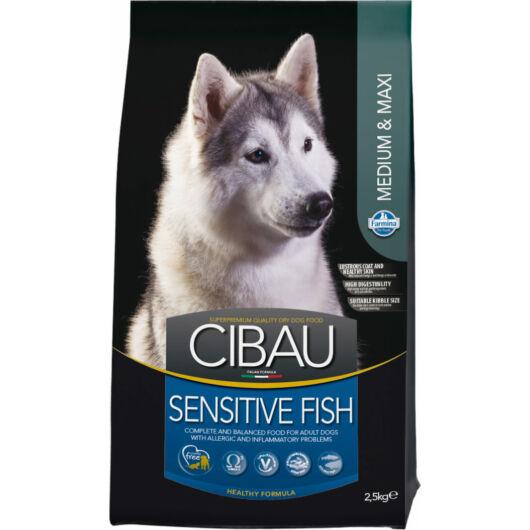 Cibau Sensitive Fish Medium/Maxi 2,5kg kutyatáp