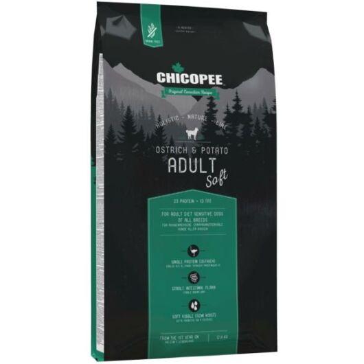 Chicopee HNL Grain Free Soft Adult Ostrich & Potato 12kg