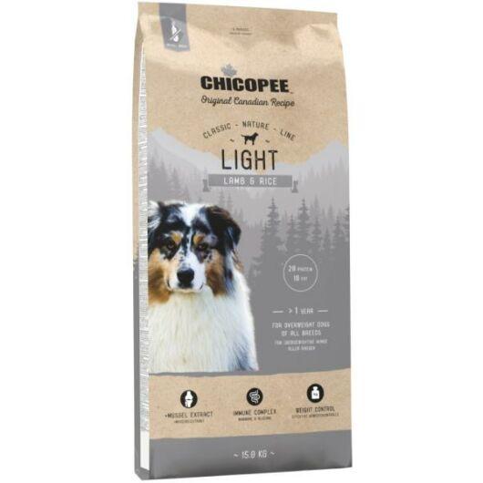 Chicopee CNL Light Lamb & Rice 15kg