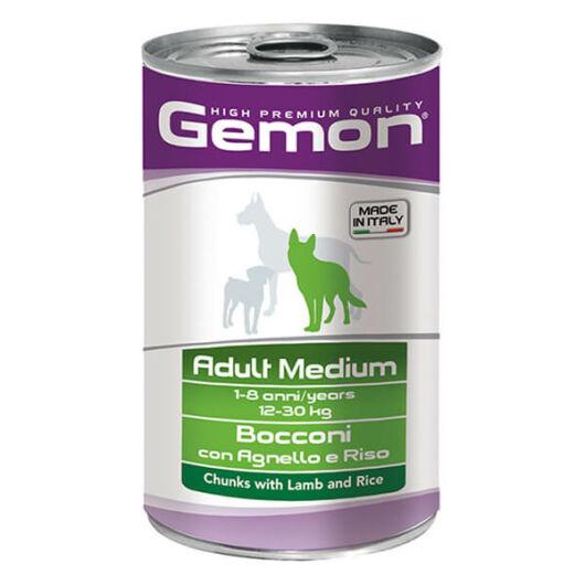gemon adult medium bárány konzerv