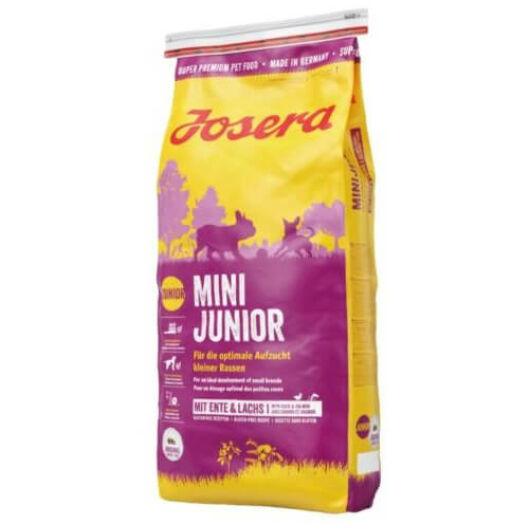 Josera Mini Junior 15 kg kutyatáp