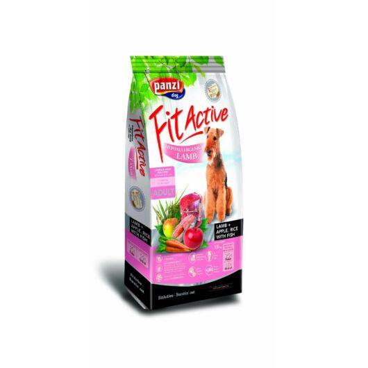 Panzi FitActive Hypoallergenic Lamb, Apple & Rice 2x15 kg