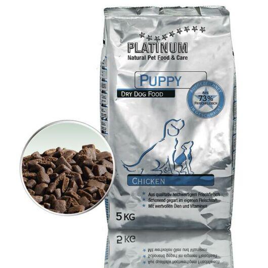 Platinum Natural Puppy Chicken 2x5kg