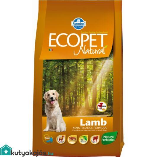 Ecopet Natural Lamb Mini 14kg kutyatáp