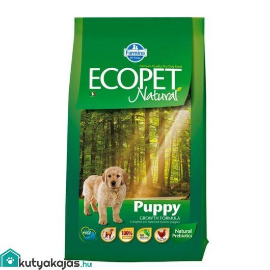 Ecopet Natural Puppy 2,5kg kutyatáp