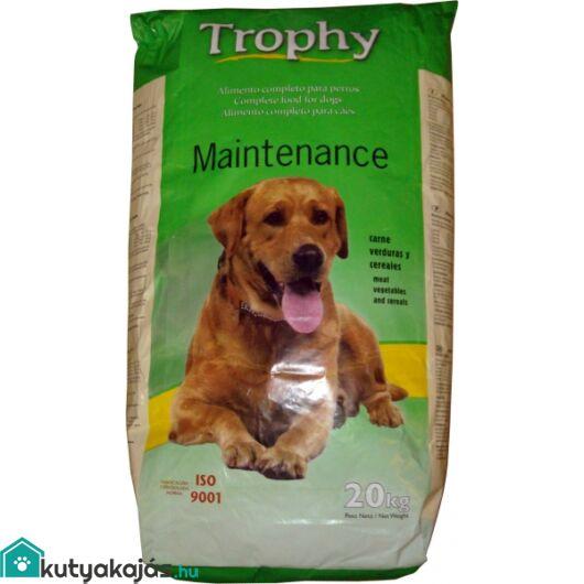 Trophy Dog Maintenance 20kg 25/9,5 kutyatáp