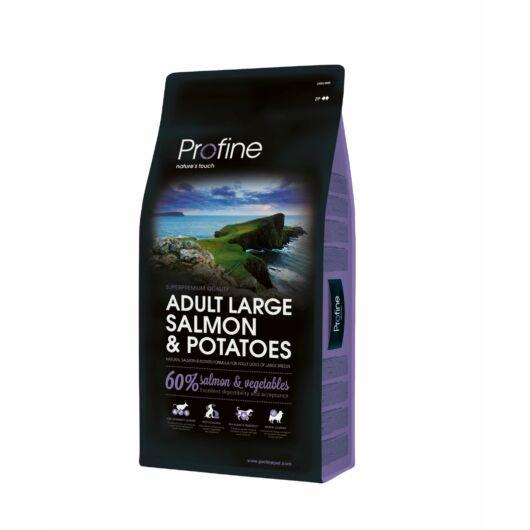 Profine Adult Large Breed Salmon & Potatoes 3 kg kutyatáp