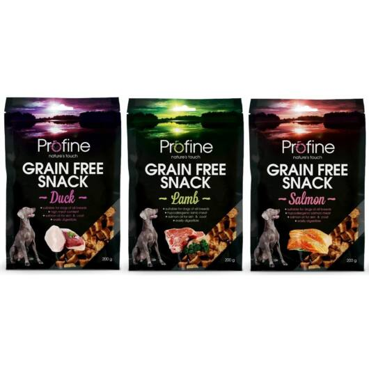 Profine Grain Free Snack Lamb